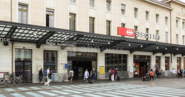 Geneva SBB Businesspoint