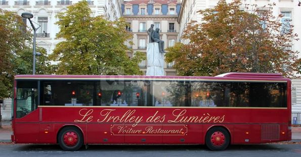 Le Trolley des Lumieres