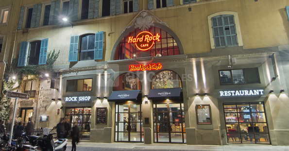 Hard Rock Café Marseille