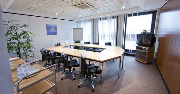 Regus Geneva Airport