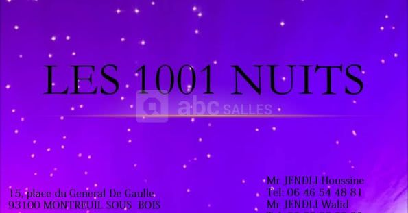 1001 Nuits Montreuil