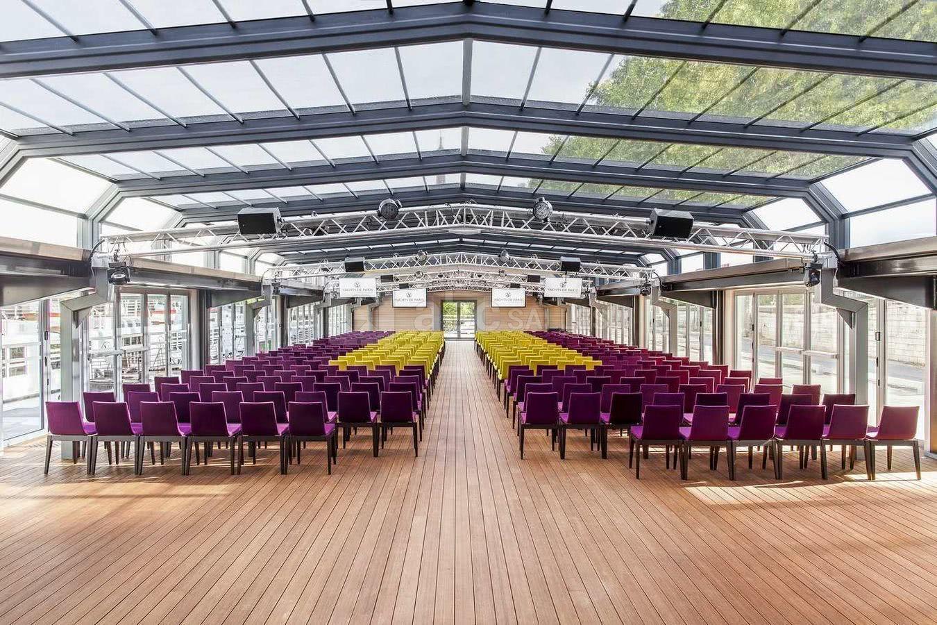 Salon nework abc salles - Port de javel haut 75015 paris ...