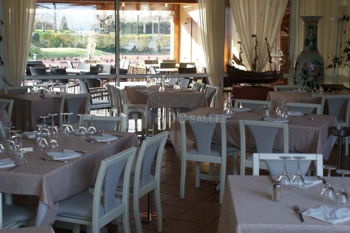 Restaurant Le Relais Fleuri - ABC Salles