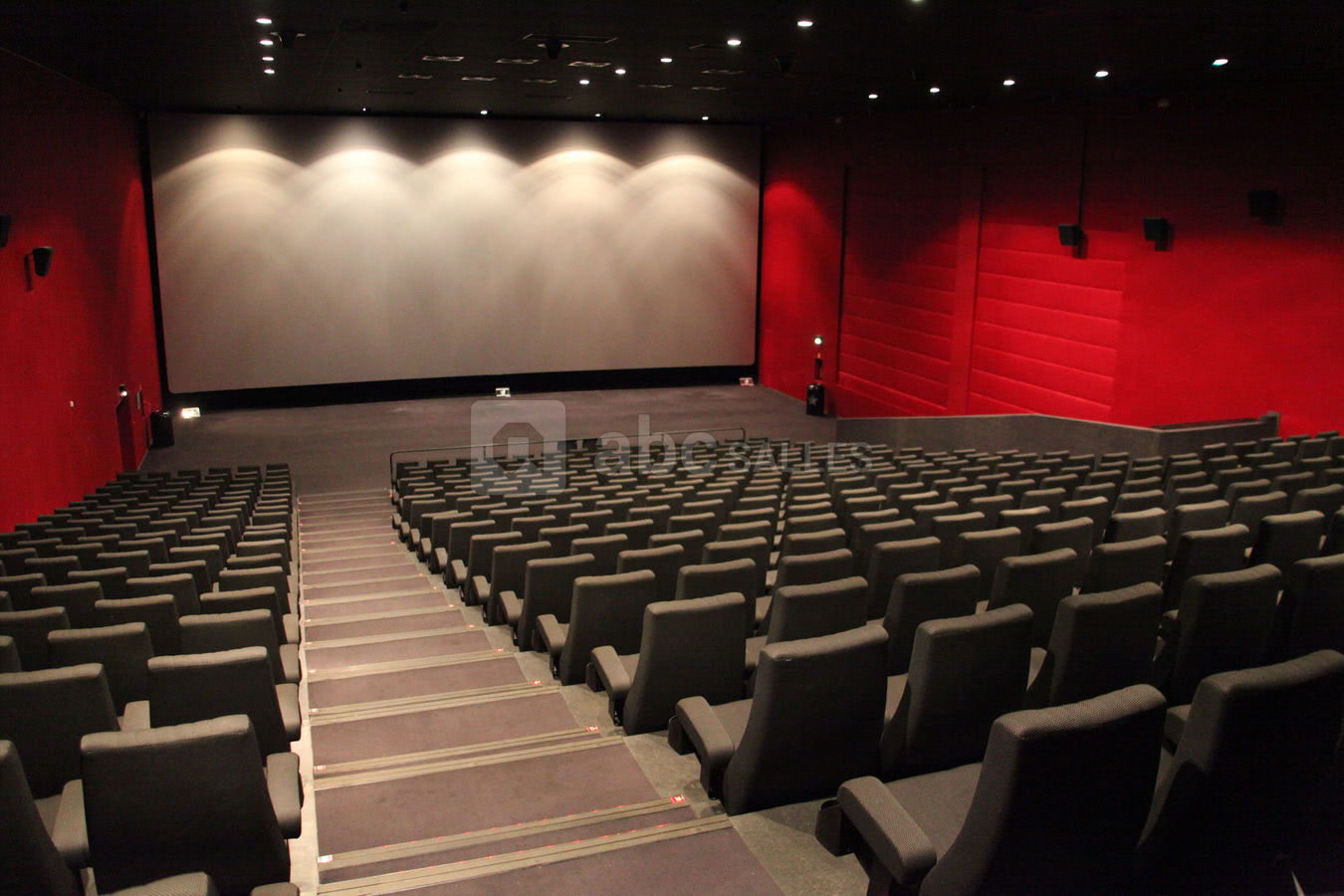 Dimension Salle De Cinema kinepolis nancy - abc salles