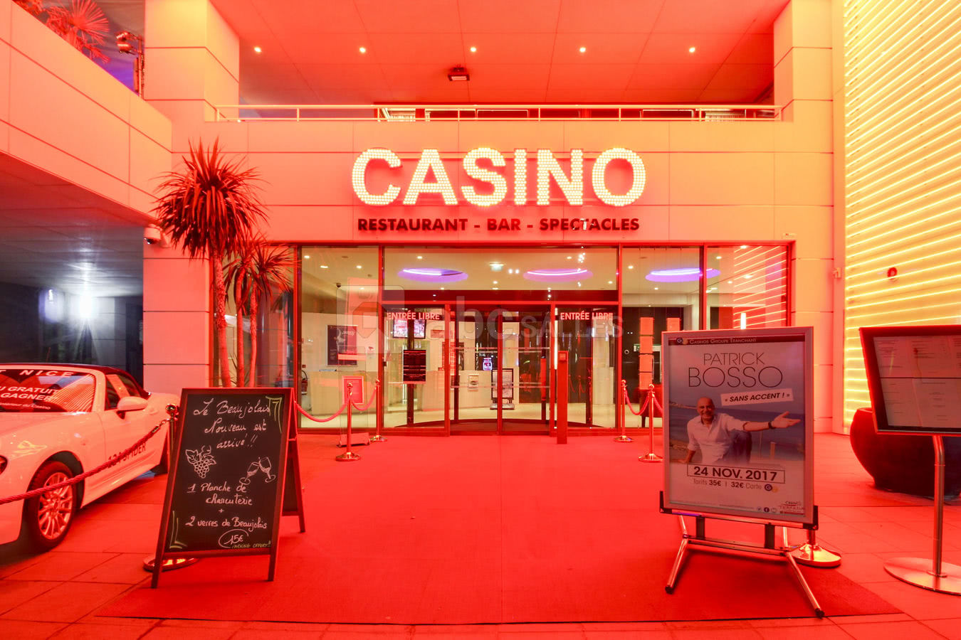 Anniversaire Casino Terrazur