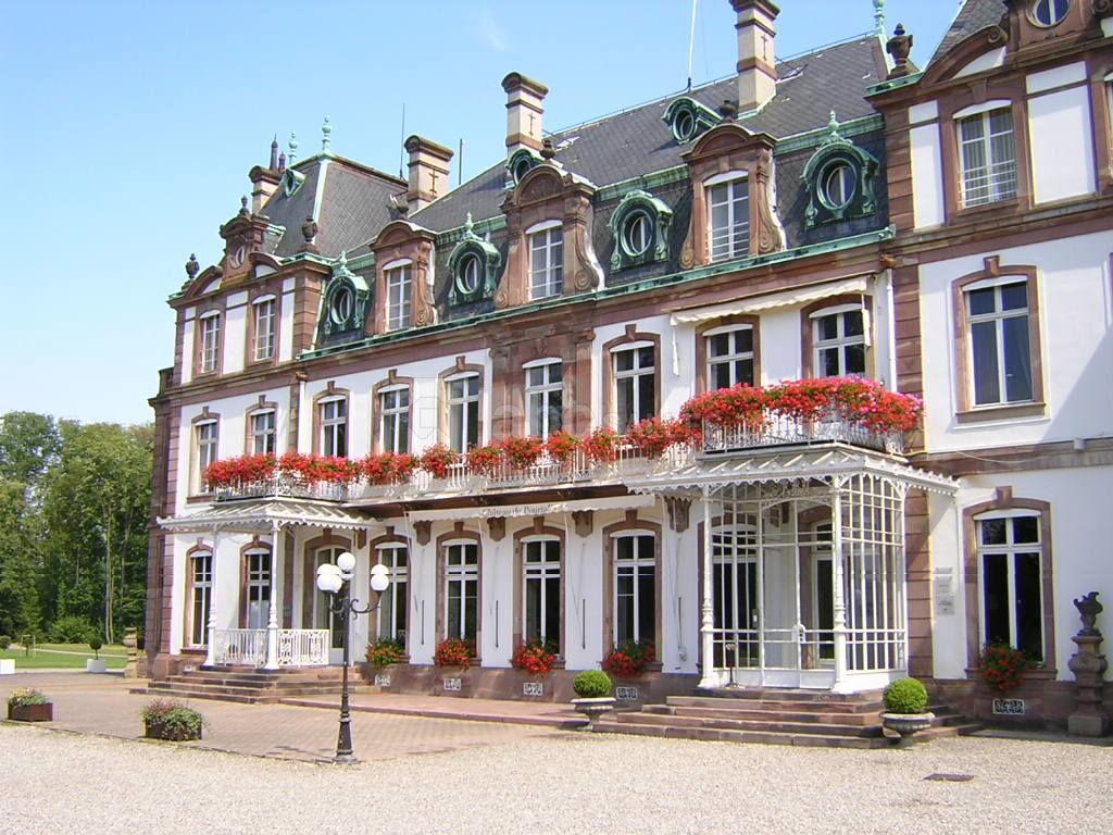 Château de Pourtalès - ABC Salles