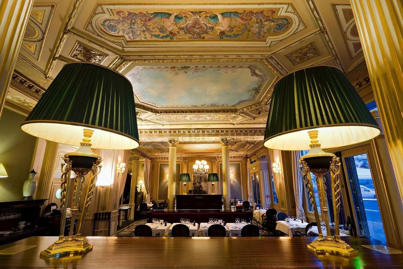 Intercontinental Paris Le Grand Abc Salles