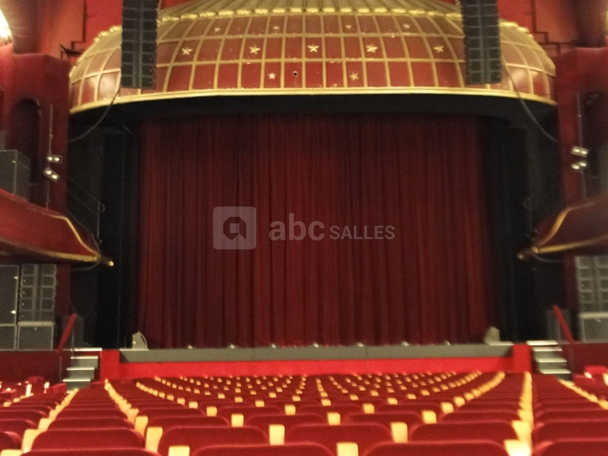 Casino De Paris Abc Salles