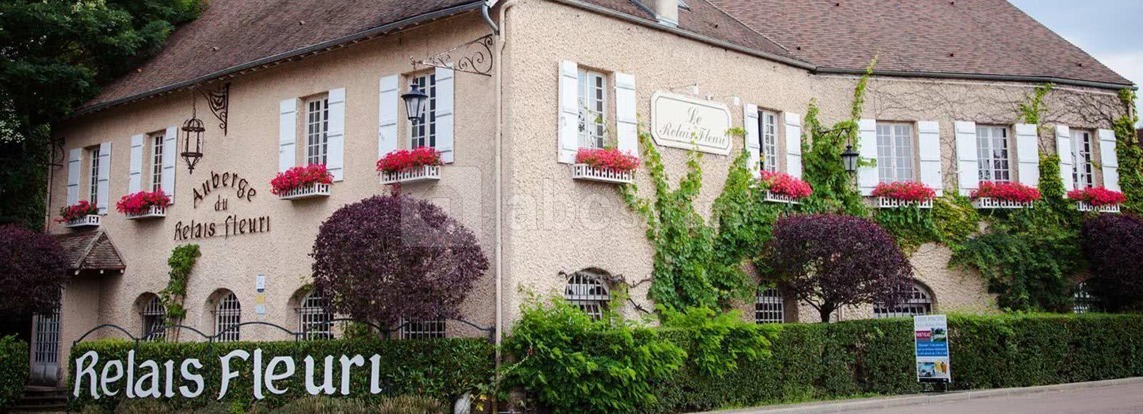 Auberge du Relais Fleuri - ABC Salles