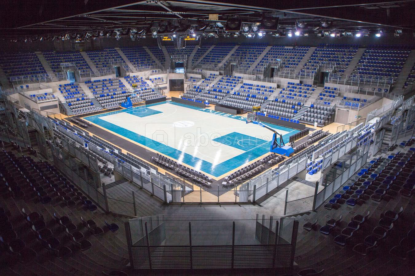 Azur Arena Antibes Abc Salles