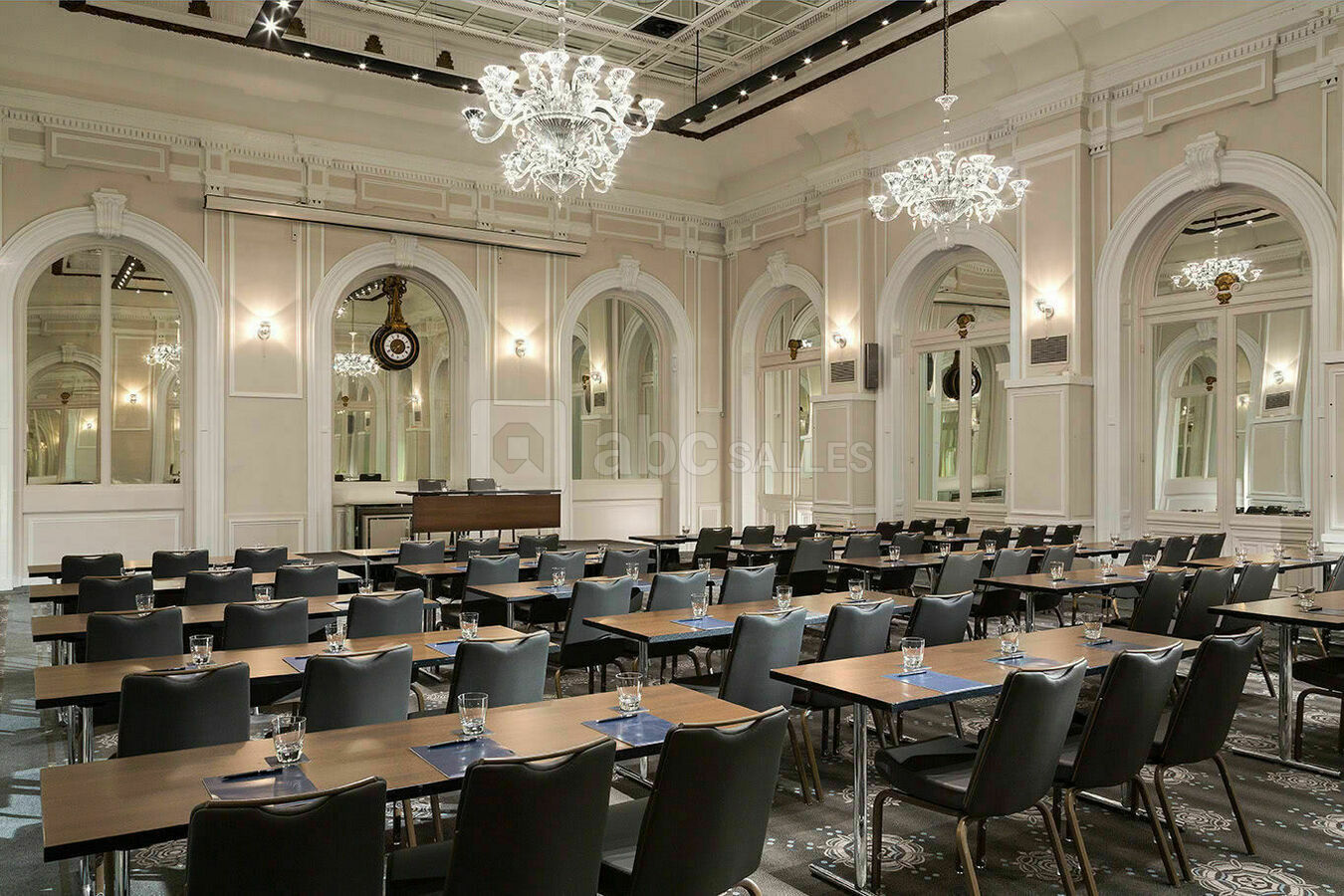 Hilton Paris Opera Abc Salles