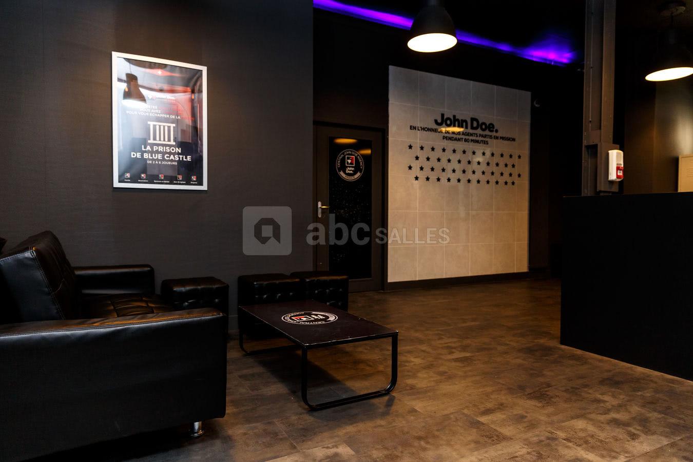 john doe escape game nantes abc salles. Black Bedroom Furniture Sets. Home Design Ideas