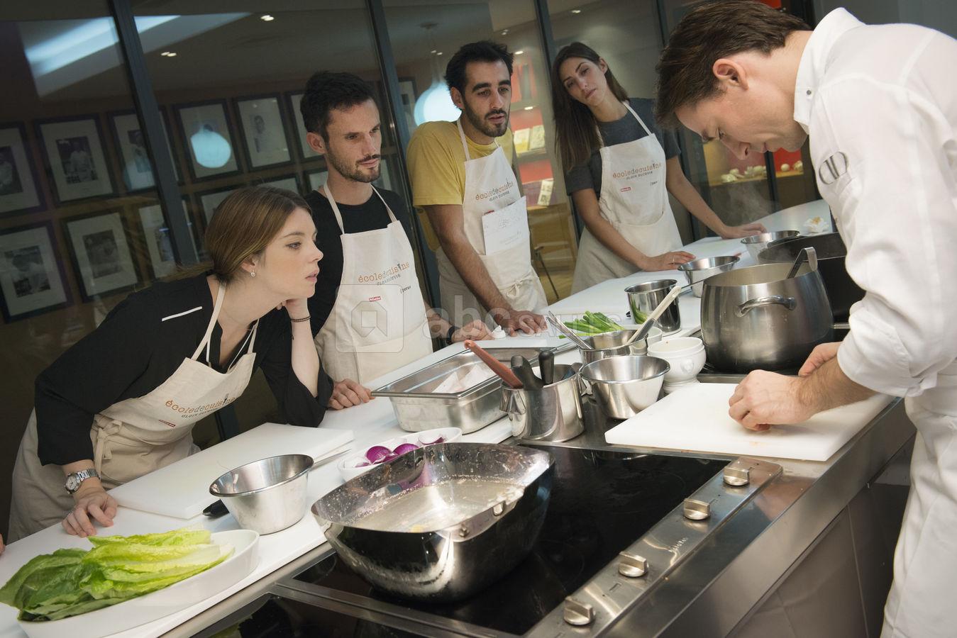 L Ecole De Cuisine Alain Ducasse Abc Salles