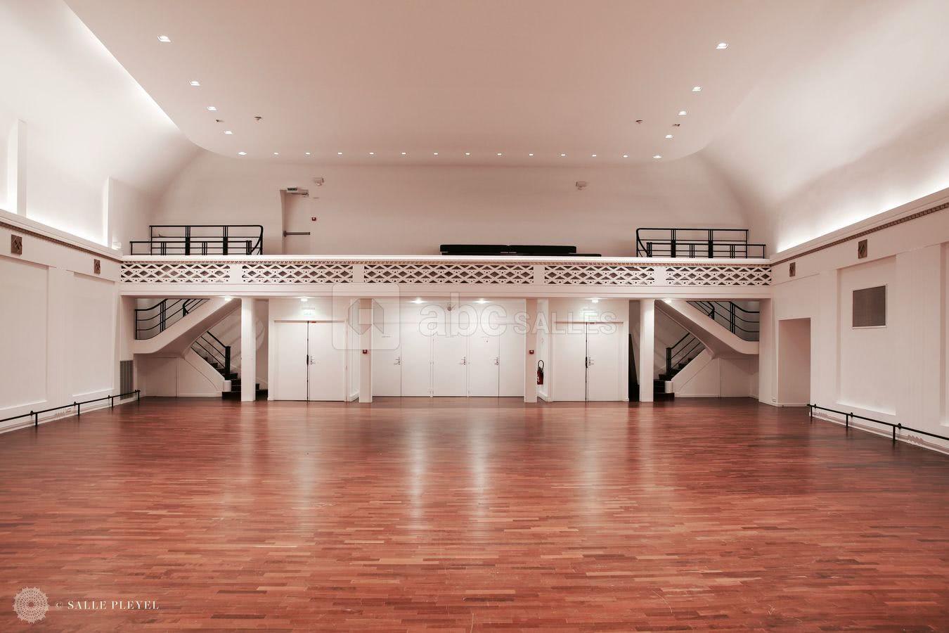 Salle Pleyel Abc Salles