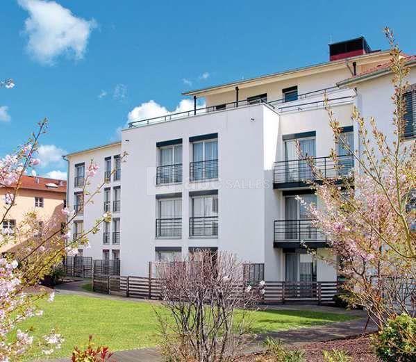 Appart'City Lyon Cité Internationale - ABC Salles
