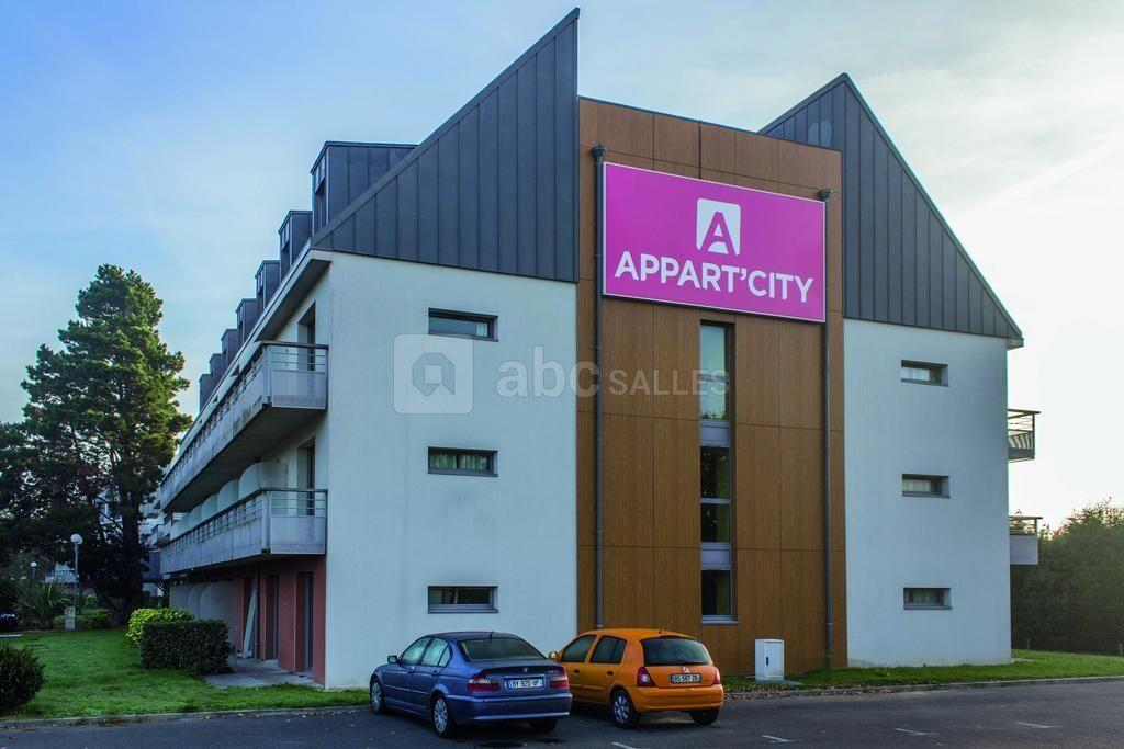 Appart'City Nantes Carquefou - ABC Salles
