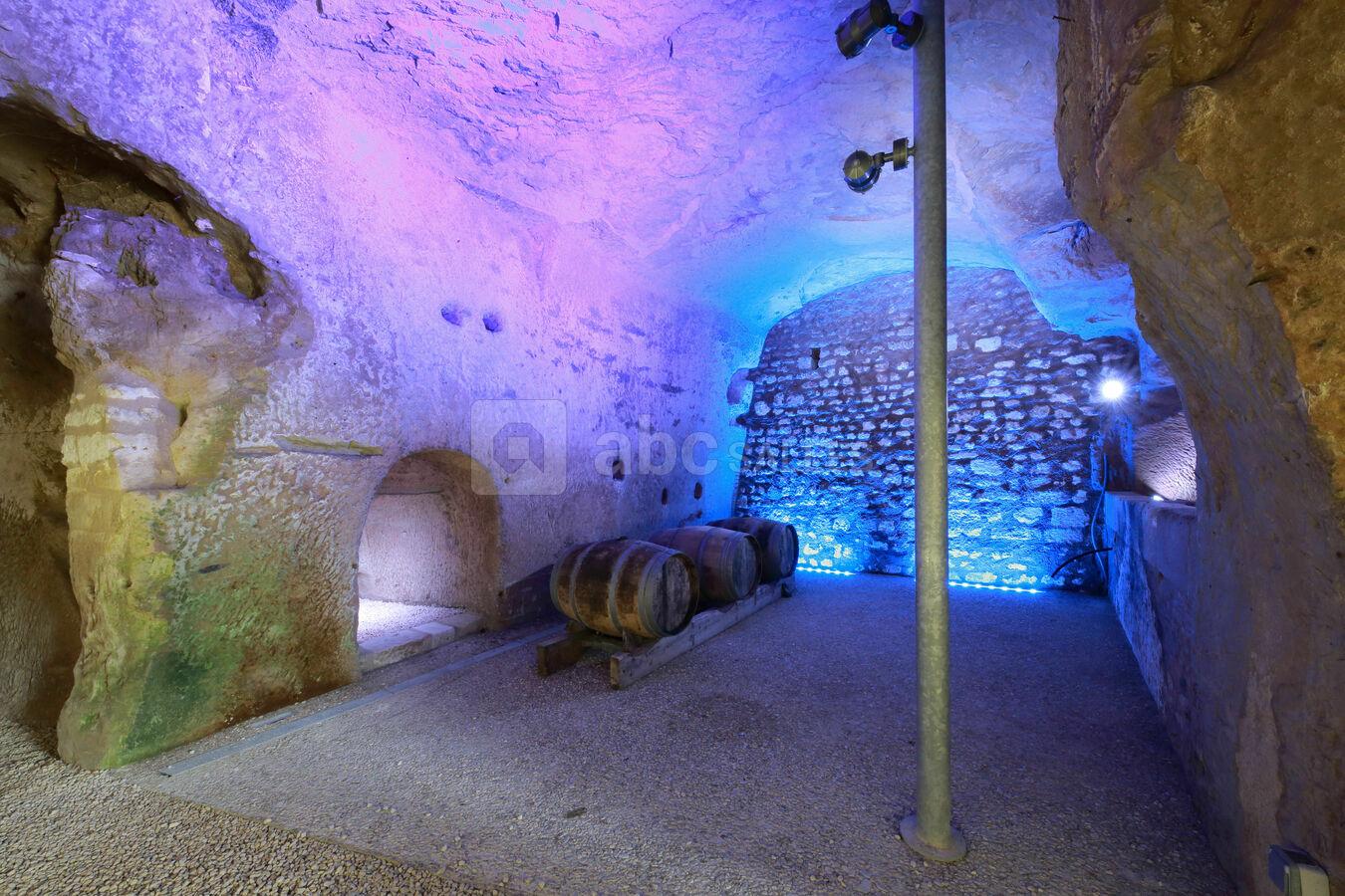 Les Caves Du Manoir cave de lavauguyot - abc salles